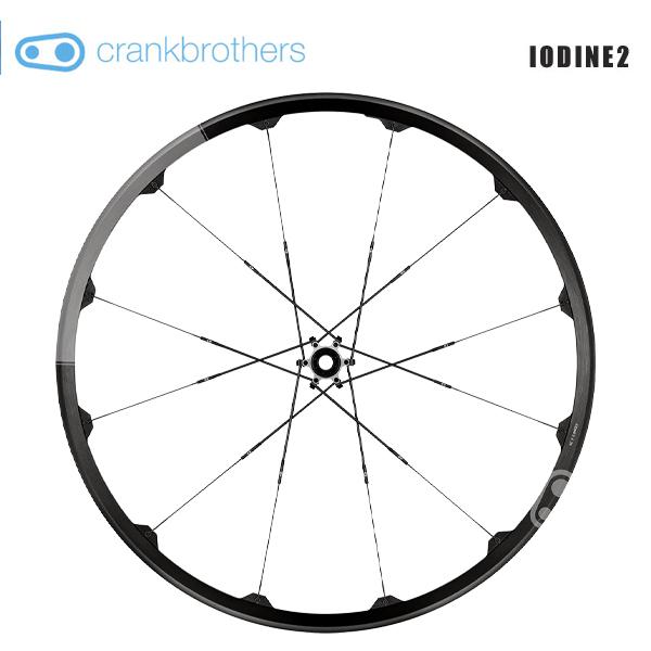 (送料無料)crankbrothers クランクブラザーズ WHEEL ホイール IODINE2 アイオダイン2(前後セット)