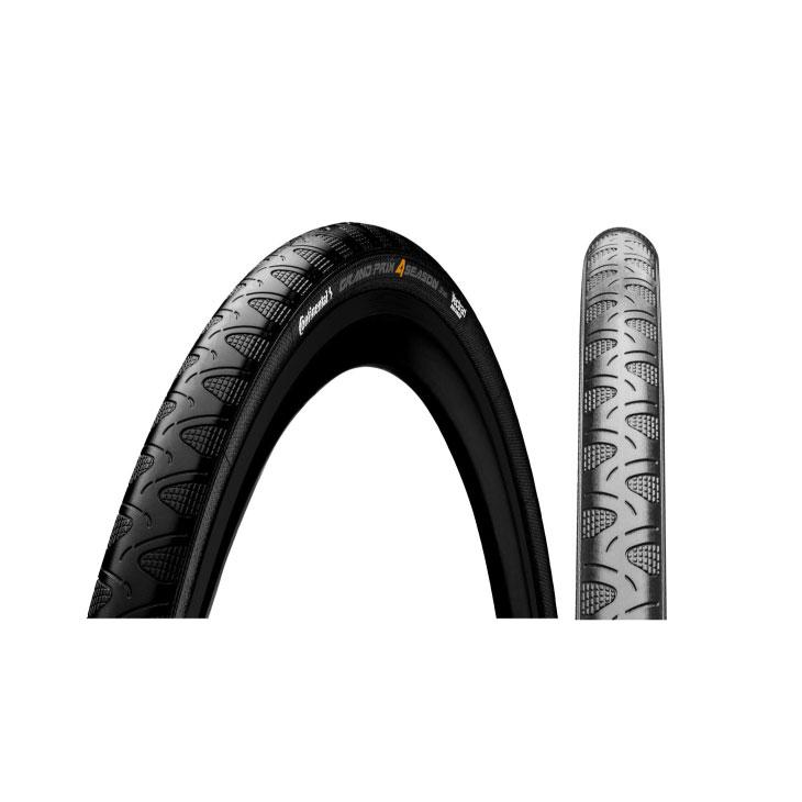 (正規品)Continental コンチネンタル TIRE タイヤ GRAND PRIX 4-SEASON グランプリ4シーズン BLACK LIMITED EDITION 700×25C(1本)(0101442)(4019238788815)