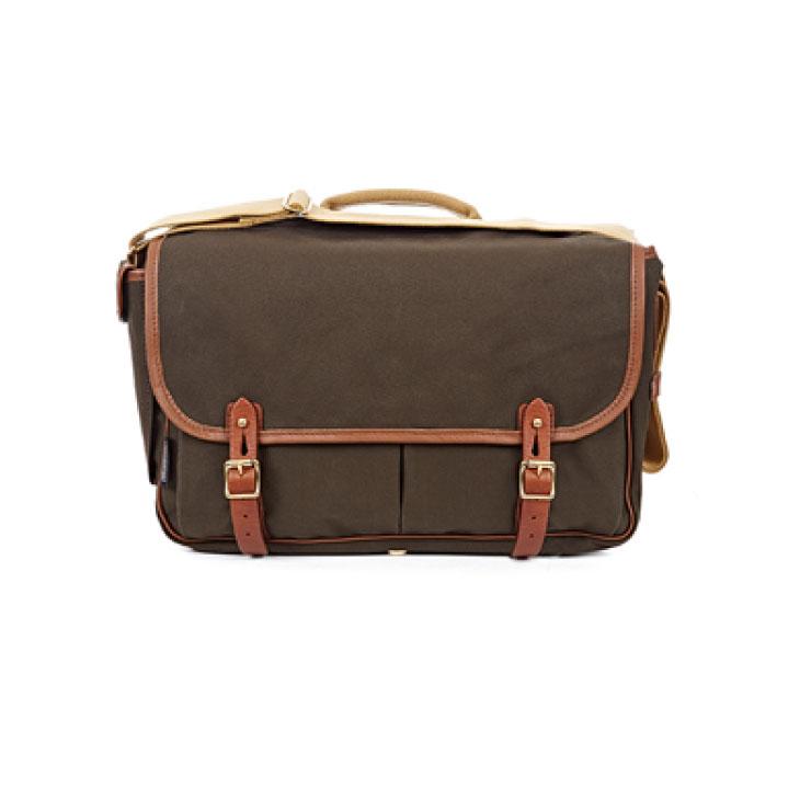 (BROMPTON)ブロンプトン BAG バッグ GAME BAG ゲームバッグ スコティッス・ワックスドコットンキャンバス(5053099001774)