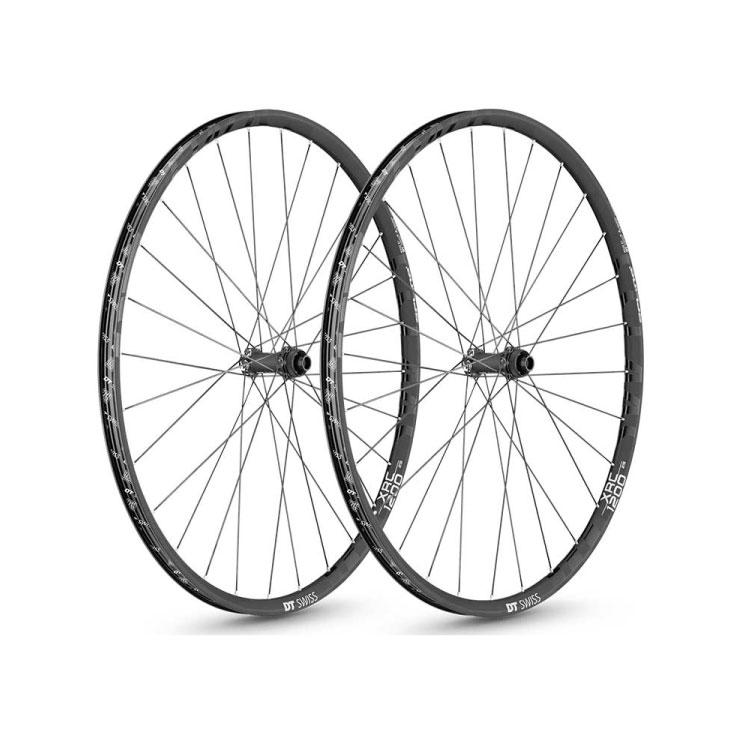 (送料無料)DT SWISS チューブレスレディ ホイール XRC 1200 Spline 29 Wheel Set XRC 1200 スプライン 29 ホイールセット シマノ(10S 11S対応) (4935012339434)