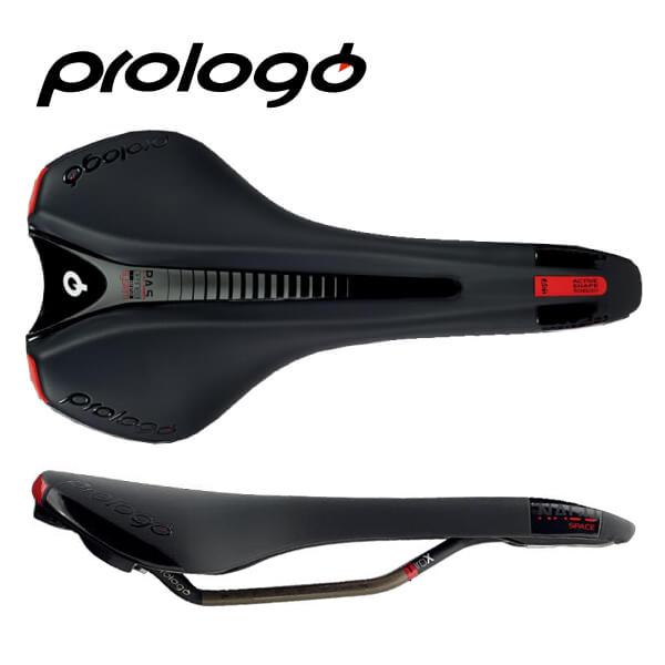 (Prologo)プロロゴ Saddle サドル NAGO EVO SPACE TIROX ナゴEVOスペースTirox ハードブラック(4716112784146)