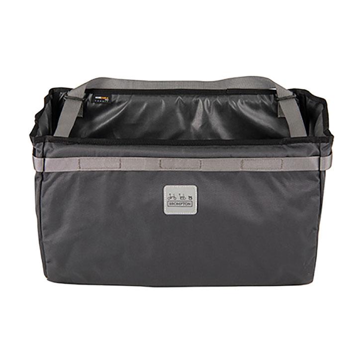 BROMPTON ブロンプトン Basket Bag バスケットバッグ 23L(QBORBSK-L-DG)バッグ