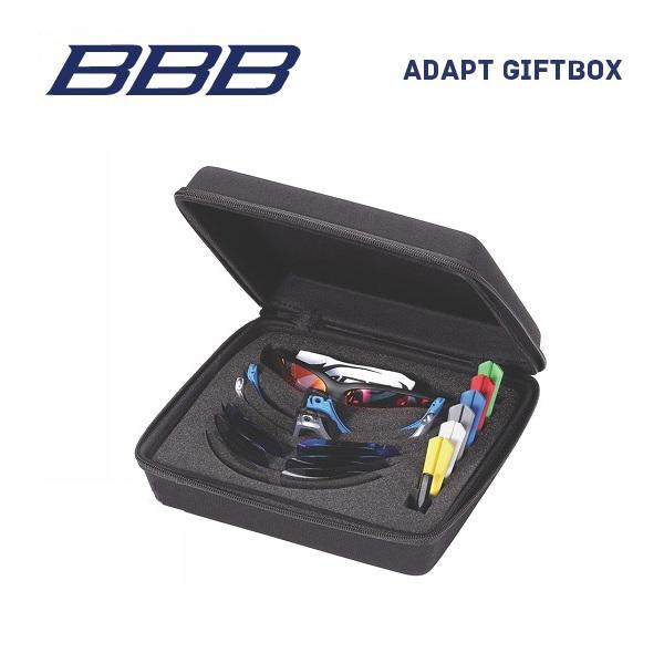 (送料無料)BBB スポーツグラス BSG-45BOX ADAPT GIFTBOX アダプトギフトボックス マットブラック (131347)(8716683087727)