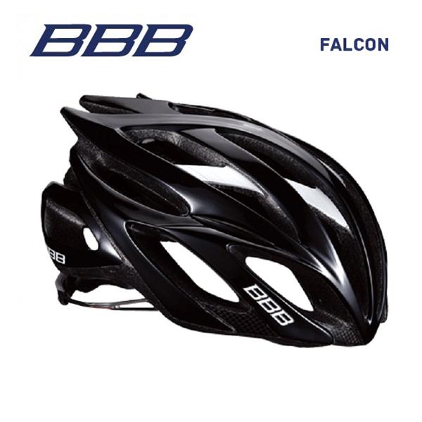 (送料無料)BBB ヘルメット BHE-01 FALCON ファルコン ブラック