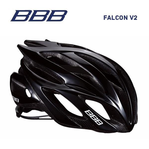 (送料無料)BBB ヘルメット BHE-01 FALCON V2 ファルコンV2 ブラック