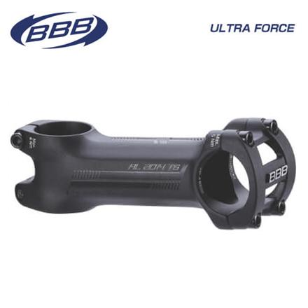 (BBB)STEM ステム ULTRAFORCE BHS-01 ウルトラフォース ブラック Φ31.8mm