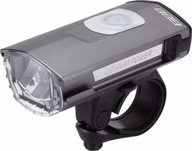 (BBB)LIGHTS ヘッドライト SWAT スワット BLS-105K グレー(028625)