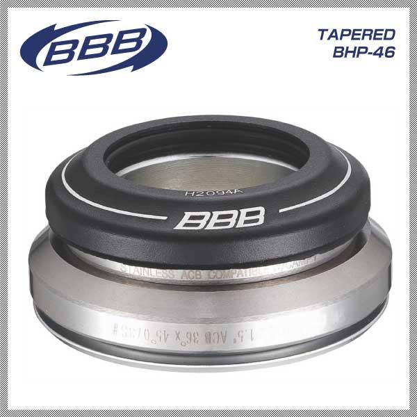 (送料無料)(BBB)HEADSET ヘッドセット TAPERED テーパード BHP-46(506213)