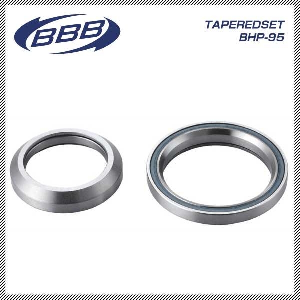 (BBB)HEADSET PARTS ヘッドセットパーツ TAPEREDSET テーパードセット BHP-95