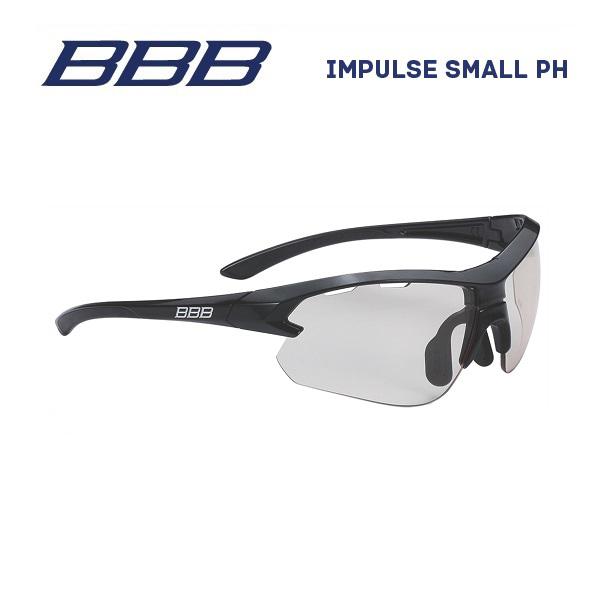 (送料無料)BBB スポーツグラス BSG-52SPH IMPULSE SMALL PH インパルススモールPH グロッシーブラック(131437)