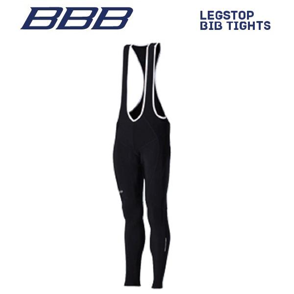 (送料無料)BBB クロージング BBW-192 LEGSTOP BIB TIGHTS レッグストップ ビブ タイツ ブラック