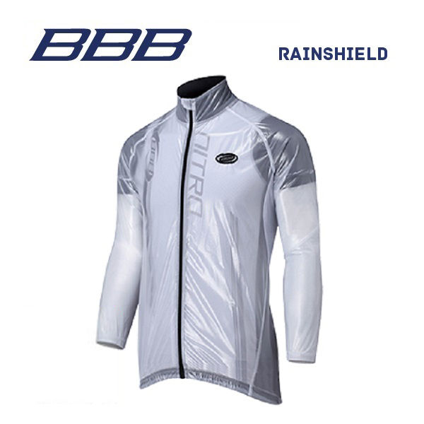(送料無料)BBB クロージング BBW-143 RAINSHIELD レインシールド セミクリアホワイト