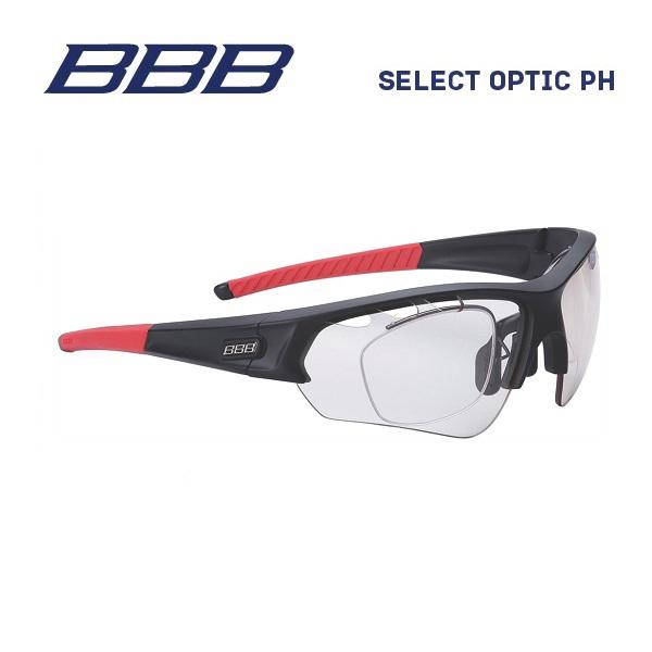 (送料無料)BBB スポーツグラス BSG-51PH SELECT OPTIC PH セレクトオプティックPH マットブラック (131383)(8716683095074)