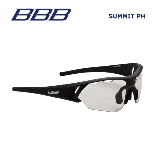 (送料無料)BBB スポーツグラス BSG-50PH SUMMIT PH サミットPH マットブラック (131378)(8716683094930)
