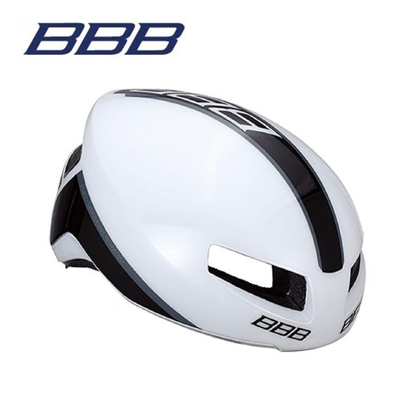 (送料無料)BBB ヘルメット BHE-08 TITHON V2 ティトノス V2 グロッシーホワイト