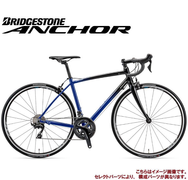 (選べる特典付)ロードバイク 2020 ANCHOR アンカー RL6 105 MODEL オーシャンネイビー 105仕様 22段変速 700C アルミ (セレクトパーツ対象モデル)