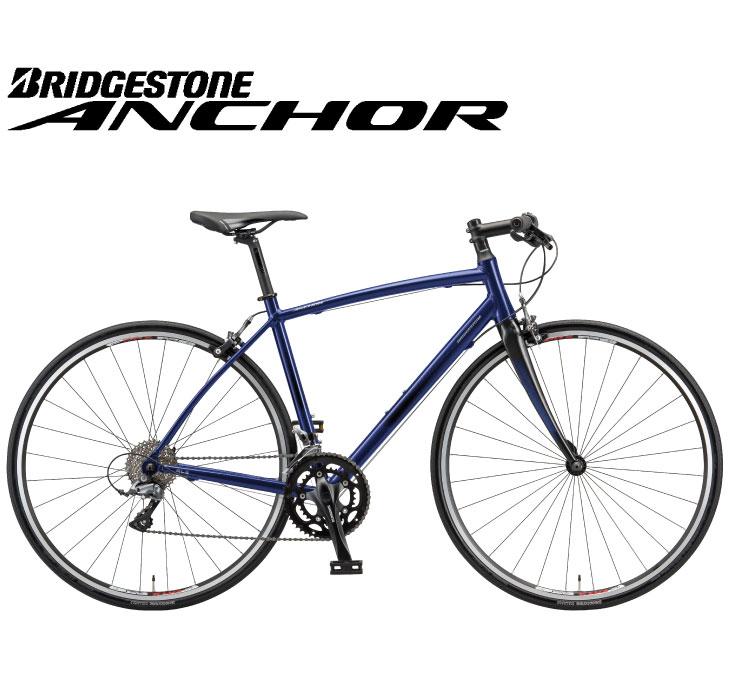 クロスバイク 2020 ANCHOR アンカー RL3 FLAT CLARIS MODEL RL3フラット クラリス仕様 オーシャンネイビー 16段変速 700C アルミ