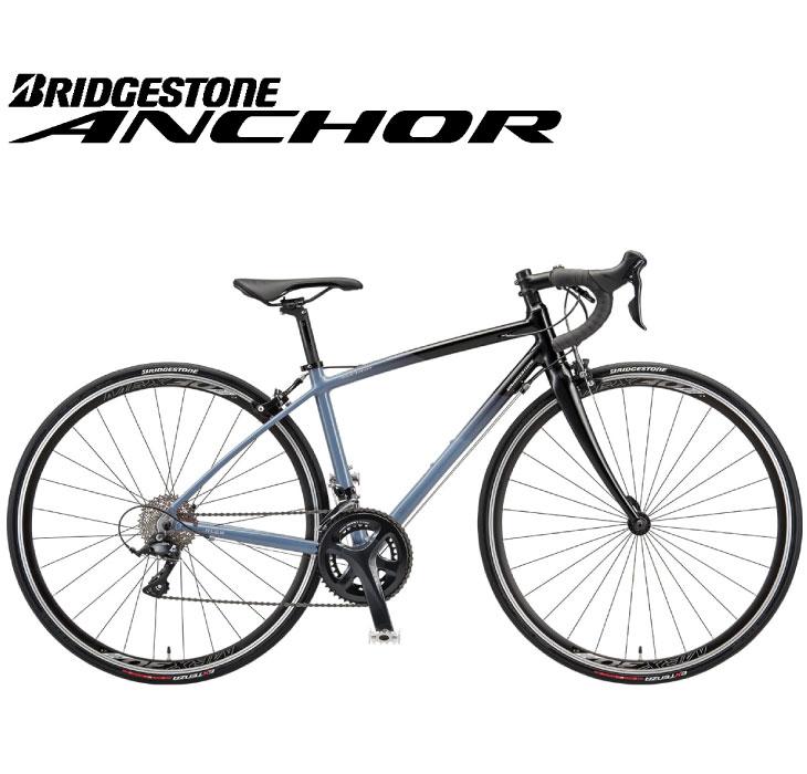 (選べる特典付)ロードバイク 2020 ANCHOR アンカー RL6W SORA MODEL ソラ仕様 フォギーブルー 18段変速 700C アルミ WOMEN'S