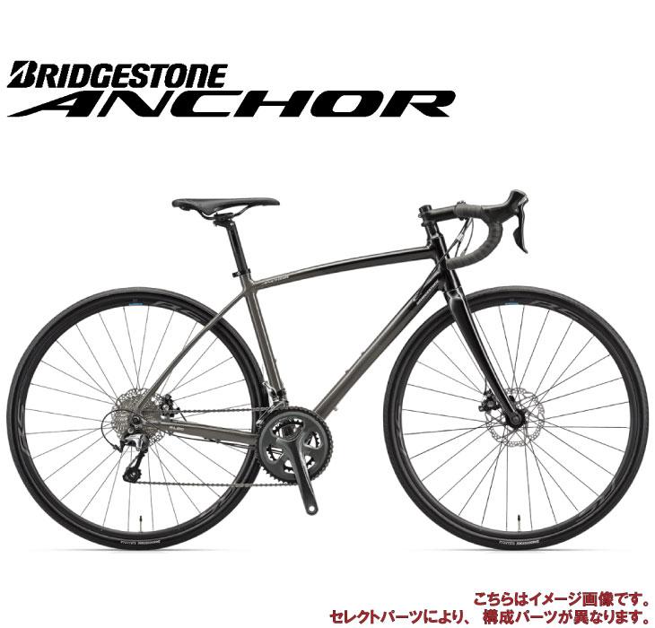 (選べる特典付)ディスク ロードバイク 2020 ANCHOR アンカー RL6D TIAGRA MODEL ストーングレー ティアグラ仕様 20段変速 700C アルミ (セレクトパーツ対象)