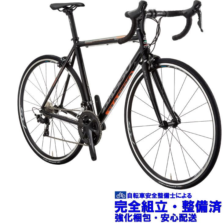 (選べる特典付き!)ロードバイク 2020 BASSO バッソ MONZA モンツァ R7000 WH-RS100仕様 ブラックフルオオレンジ SHIMANO 105 2×11SP アルミ