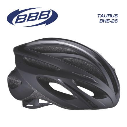 (送料無料)(BBB)HELMET ヘルメット TAURUS BHE-26 トーラスBHE-26 ブラック M(154861)