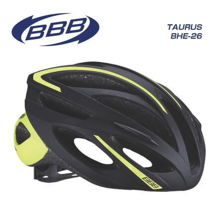 (送料無料)(BBB)HELMET ヘルメット TAURUS BHE-26 トーラスBHE-26 ブラックライム M(154867)L(154868)