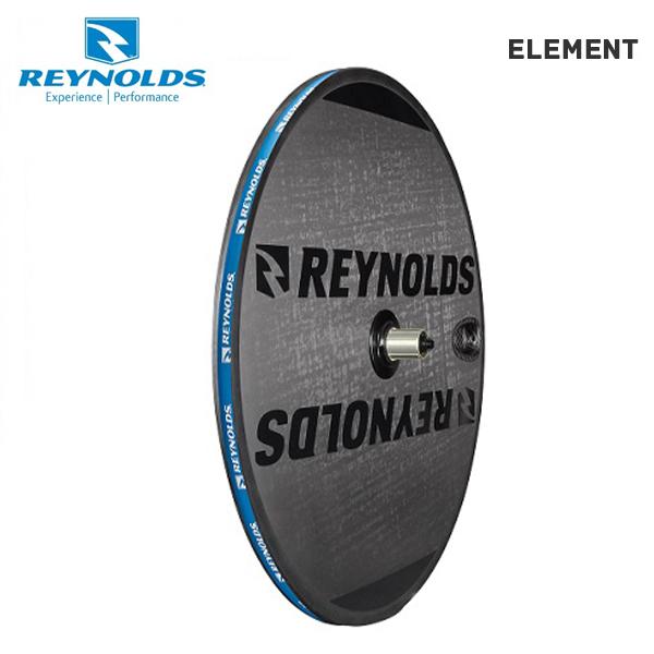 (送料無料)REYNOLDS レイノルズ ホイール ELEMENT ディスクホイール クリンチャー シマノ(9-10-11S) (76603)(847863016508)