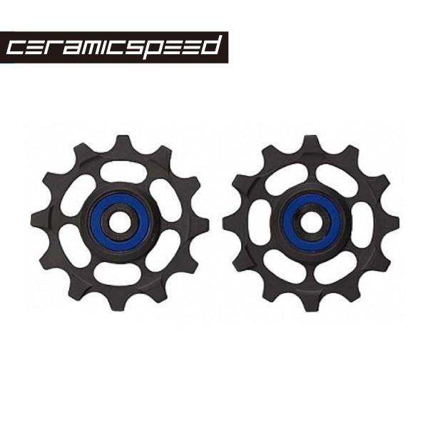(送料無料)CERAMIC SPEED セラミックスピード プーリーホイールキット オリジナルプーリーホイールキット スラム1-11 (6200151)
