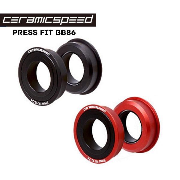 (送料無料)CERAMIC SPEED セラミックスピード BBキット Press fit BB86