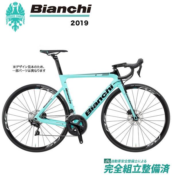 ロードバイク 2019年 BIANCHI ビアンキ ARIA DISC 105 アリア ディスク 105 CK16