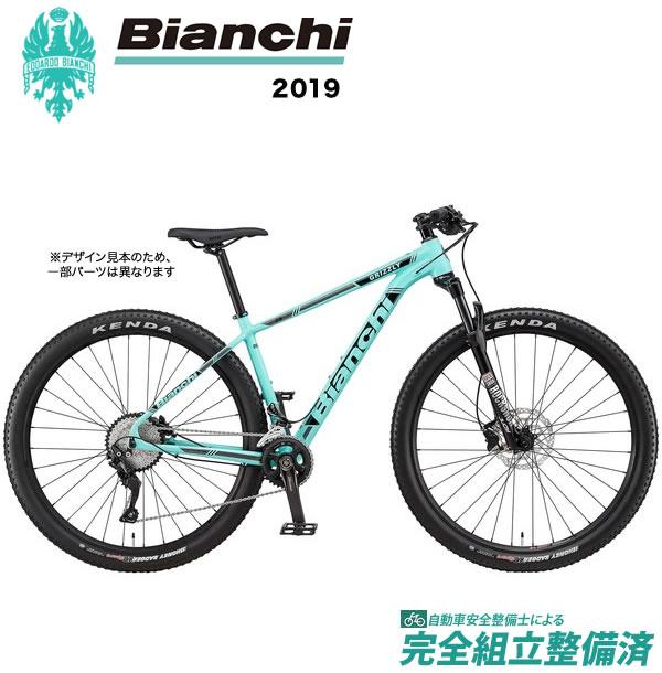 マウンテンバイク 2019年モデル BIANCHI ビアンキ GRIZZLY9.1 グリズリー 9.1 CK16