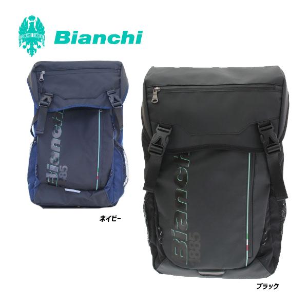 (送料無料)BIANCHI ビアンキ バッグパック 17SSボックス型バック 19L(L)