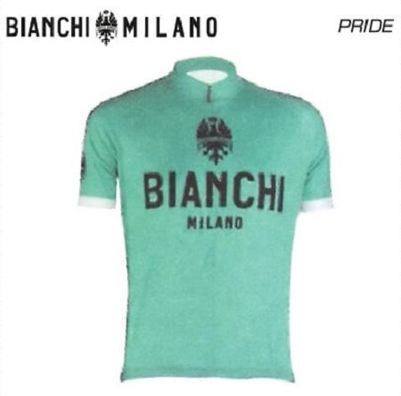 (SALE)(BIANCHI MILANO) ビアンキミラノ WEAR ウェア PRIDE 01995004216E000 10 チェレステ