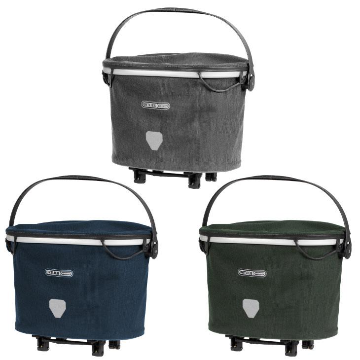 ORTLIEB UP-TOWN 全商品オープニング価格 RACK URBAN オルトリーブ アップタウン バッグ 防水バスケット アーバン 市場 17.5L ラック