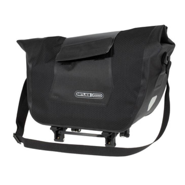 ORTLIEB TRUNK 毎週更新 BAG RC オルトリーブ ブラック トランクバッグ 新着セール 12L バッグ F8422