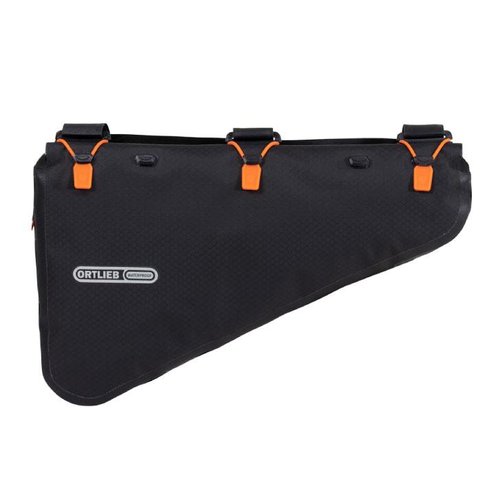 ORTLIEB 値下げ FLAME PACK RC オルトリーブ 当店限定販売 バッグ F9975 4L フレームパック ブラックマット