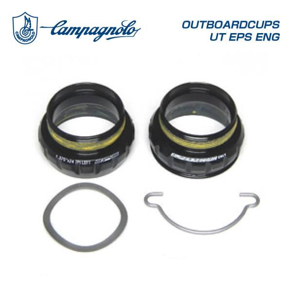 (Campagnolo)カンパニョーロ SUPER RECORD スーパーレコード OUTBOARDCUPS アウトボードカップ (OC12-SRG)BSC(ENG)(JIS)(8004995867404)