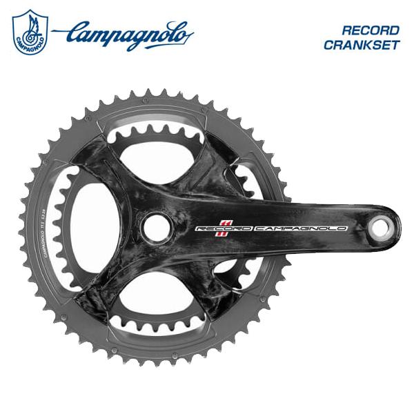 (Campagnolo)カンパニョーロ RECORD レコード CRANKSET クランクセット 11S 50×34T 左右セット