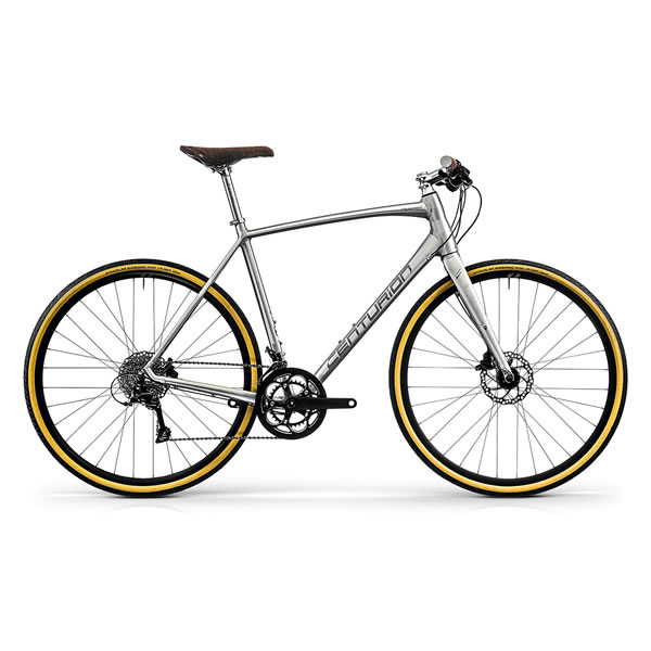 (送料無料)(特典付)クロスバイク 2018年モデル CENTURION センチュリオン CITY SPEED 500 シティスピード 500 ブラッシュド