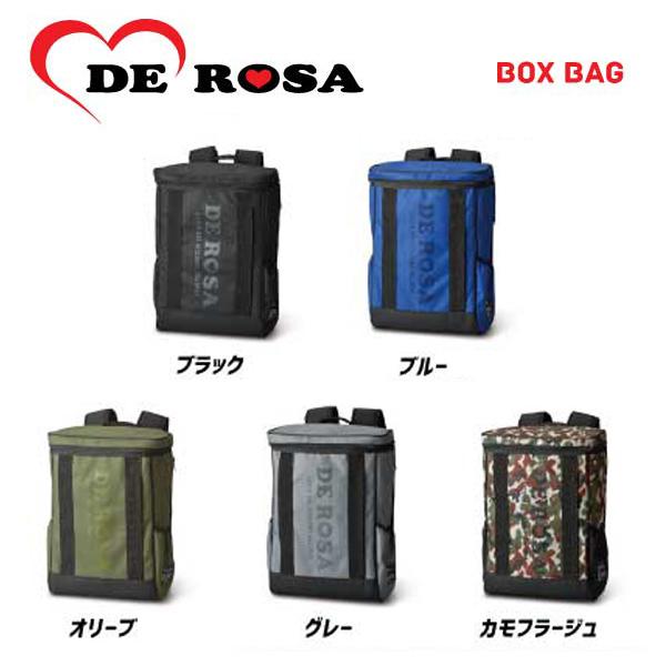 (DE ROSA)デローザ BAG バッグ BOX BAG ボックスバッグ(メーカー在庫限り 売切れ御免)