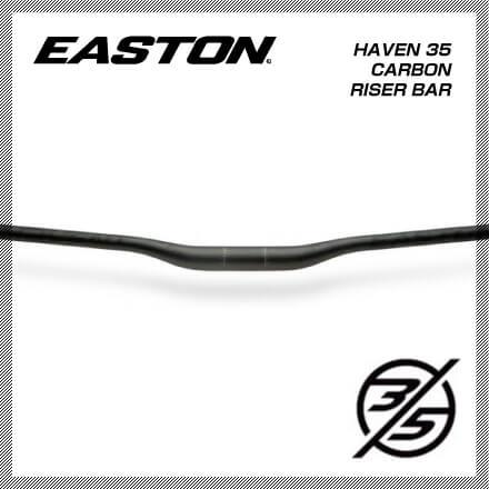 【メーカー公式ショップ】 (送料無料)(EASTON)イーストン LO(20mm) RISER BAR ライザーバー HAVEN 35 ブラック(5062D0001) CARBON CARBON RISER BAR HAVEN35カーボンライザーバー LO(20mm) Φ35.0mm ブラック(5062D0001), ミューティ:141fa36b --- canoncity.azurewebsites.net
