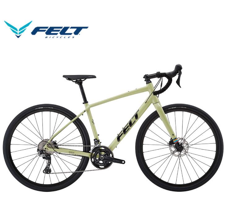 (選べる特典付)アドベンチャー ロードバイク 2020 FELT フェルト BROAM 30 ブローム30 セージミスト SHIMANO GRX 2×11SP 油圧ディスクブレーキ