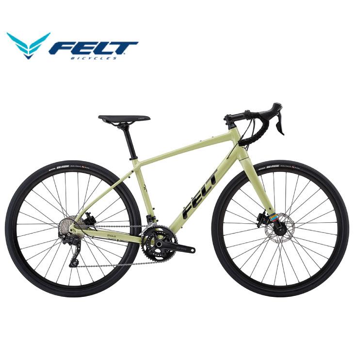 (選べる特典付)アドベンチャー ロードバイク 2020 FELT フェルト BROAM 40 ブローム40 セージミスト SHIMANO GRX 2×10SP ディスクブレーキ