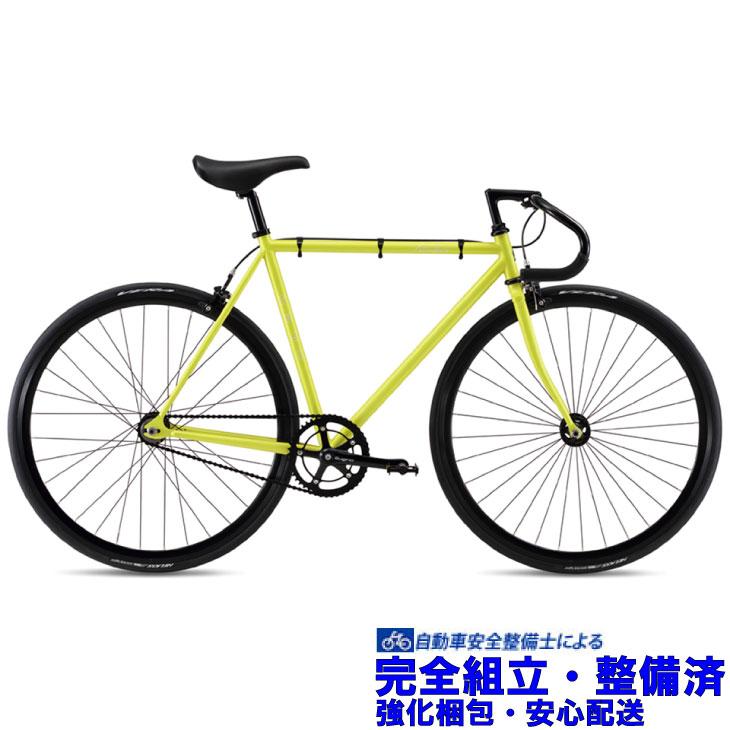 ロードレーサー 2019 FUJI フジ FEATHER フェザー マットレモン