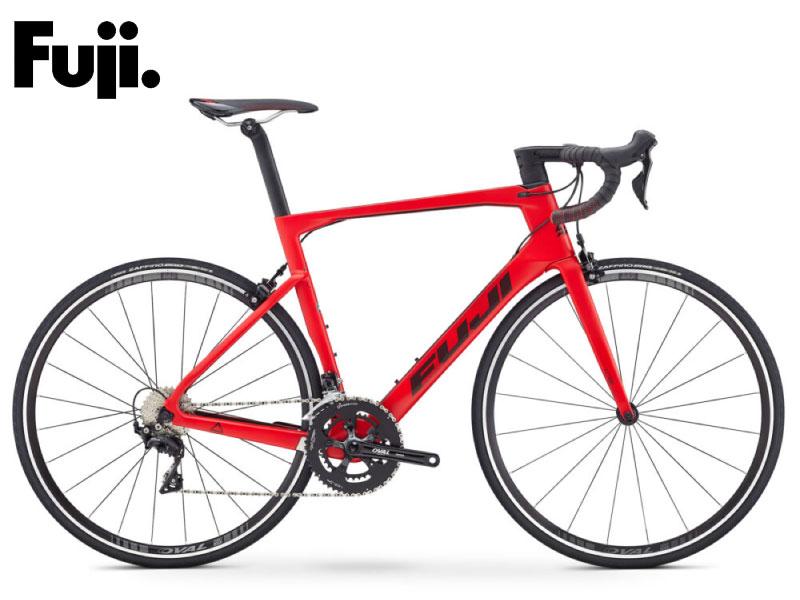 (キャッシュバックキャンペーン対象モデル)(選べる特典付き!)ロードバイク 2020 FUJI フジ TRANSONIC 2.5 トランソニック2.5 マットレッド 700C