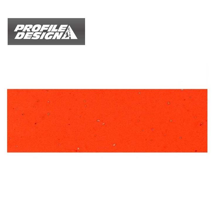 PROFILE DESIGN Cork 品質保証 Wrap OR プロファイルデザイン バーテープ 激安超特価 コルクラップ TAPE 0017310034 BAR オレンジ