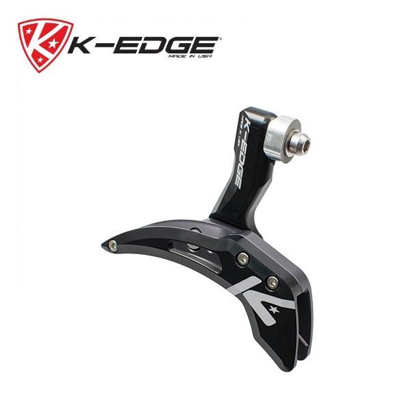 (送料無料)K-EDGE ケ-エッジ CHAIN CATCHER チェーンキャッチャー CX SINGLE RING CHAIN GUIDE CXシングルリングチェーンガイド (344460001)(0857710005678)