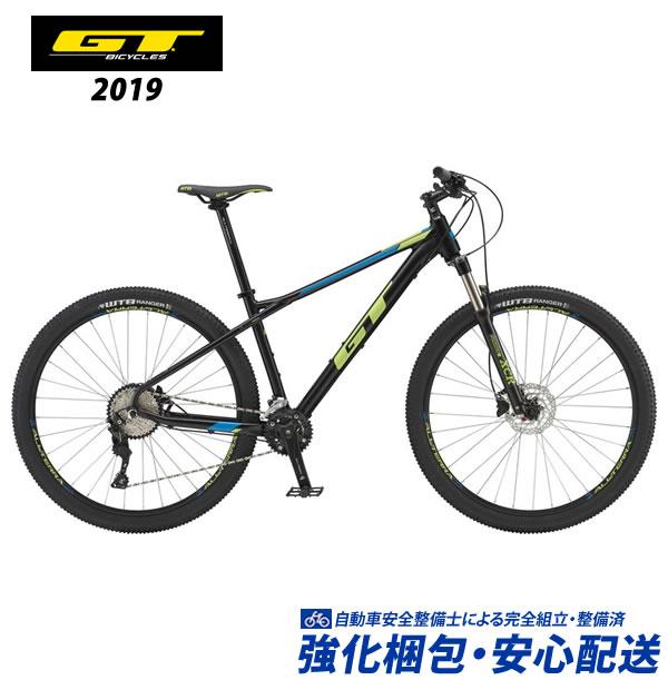 (特典付)マウンテンバイク 2019 GT AVALANCHE ELITE アバランチェエリート ブラック
