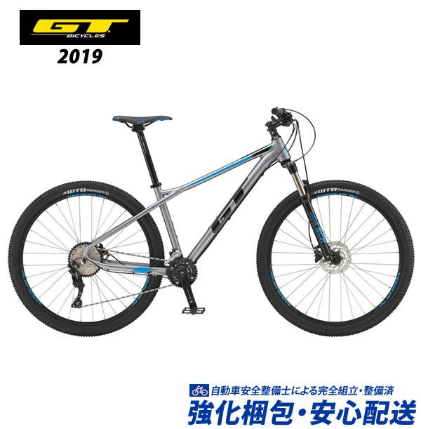 (特典付)マウンテンバイク 2019 GT AVALANCHE ELITE アバランチェエリート ガン