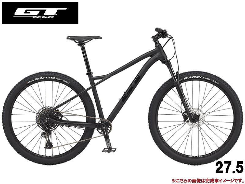 プレミアムハードテイルMTB 在庫有(選べる特典付き!)マウンテンバイク 2021 GT ジーティー AVALANCHE EXPERT V2 27.5 アバランチェ エキスパートV2 27.5 ブラック 12段変速 27.5